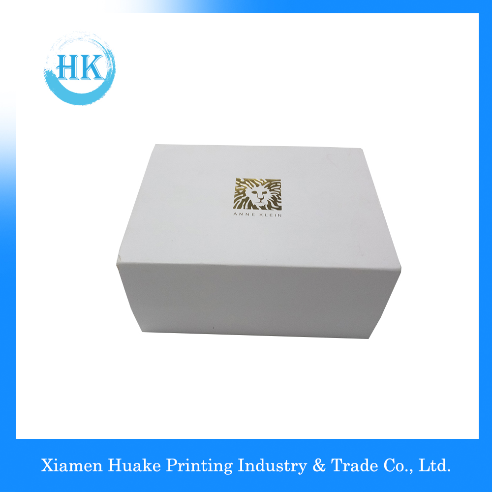 Watch paper capsule box hard paperboard gift box