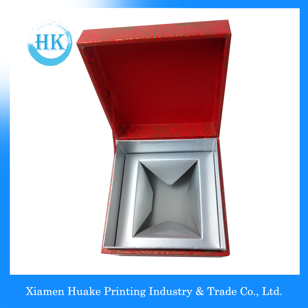 Display Packaging Box With Ribbon