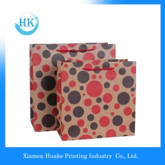 Factory Billige Papirveske / Shopping Bag / Gavepose Huake Printing
