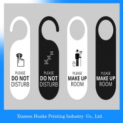 Paper Hang Tag For Door Huake Printing