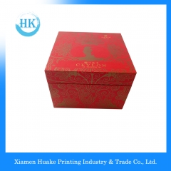 Stabil Display Packaging Box With Ribbon
